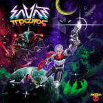Savant - Protos - cover