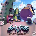 Savant - Overworld - Cover