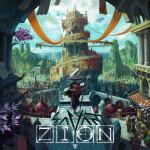 Savant - ZION - Cover