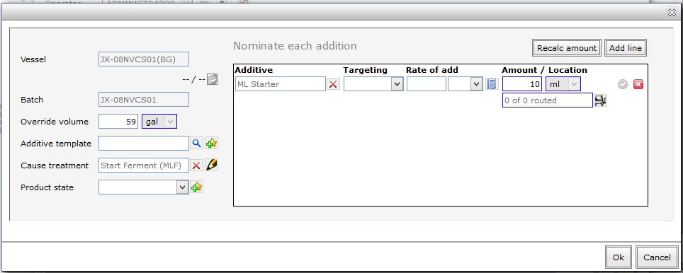 Add ML Starter inline