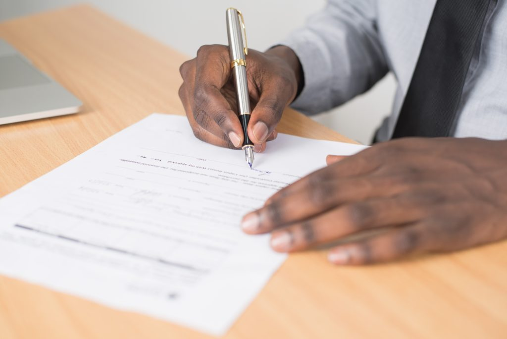 listing contract