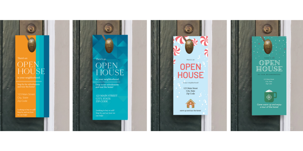 door hanger templates virtuance