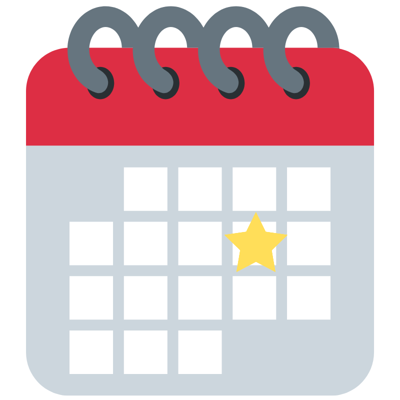 Image of illustrated calendar - email marketing article - virtuance