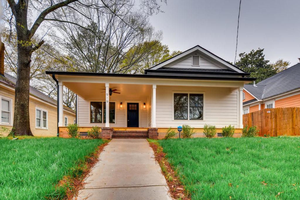 Atlanta craftsman bungalow home