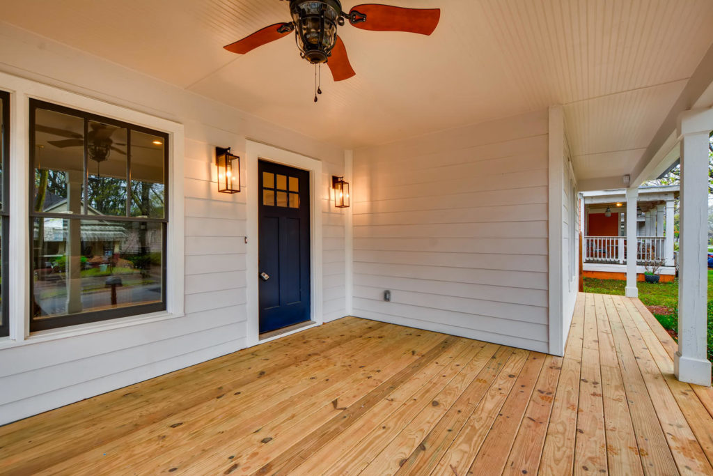 Atlanta bungalow home with porch