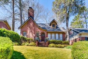 All brick Atlanta house