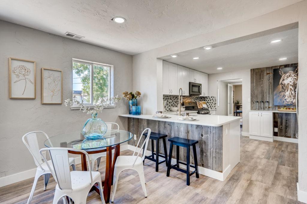 Modern kitchen in Denver