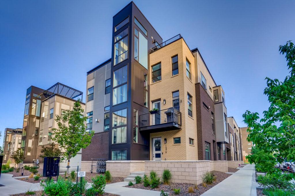 Denver modern condo