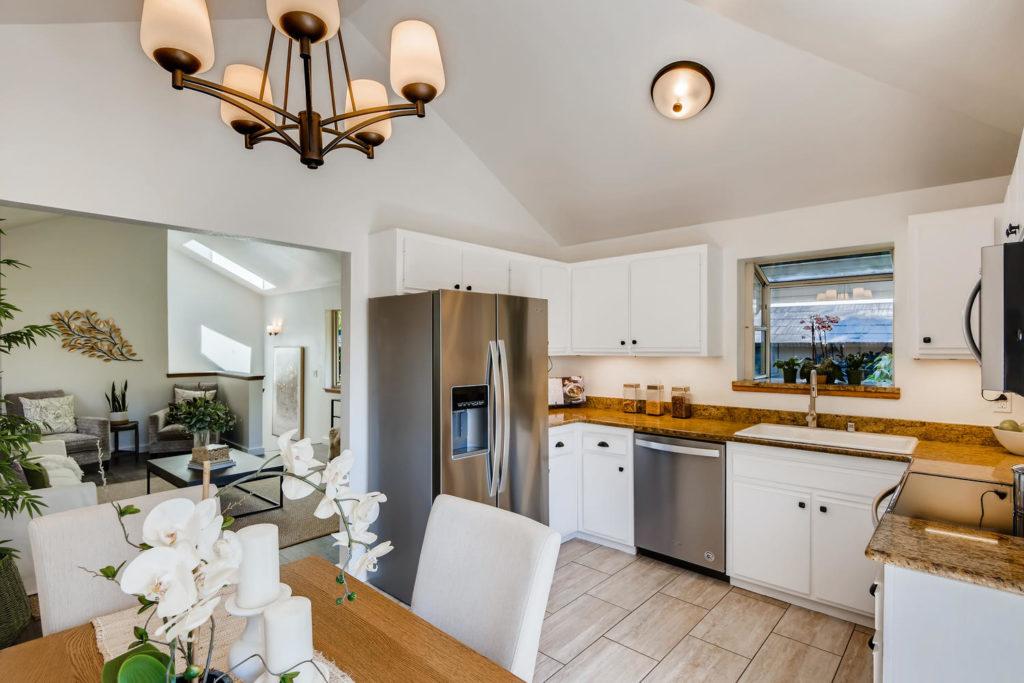 Kitchen in Seattle