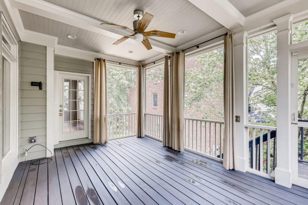 sunroom real estate image - Decatur