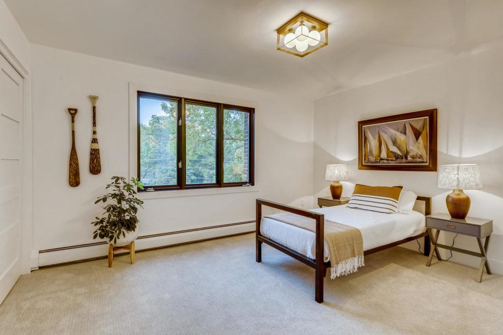 second bedroom - real estate image