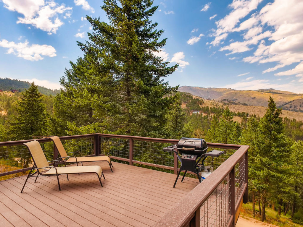 real estate photography - boulder Mountain View