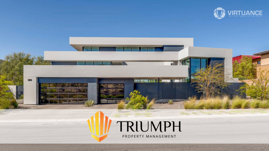 Triumph realty partnership with virtuance