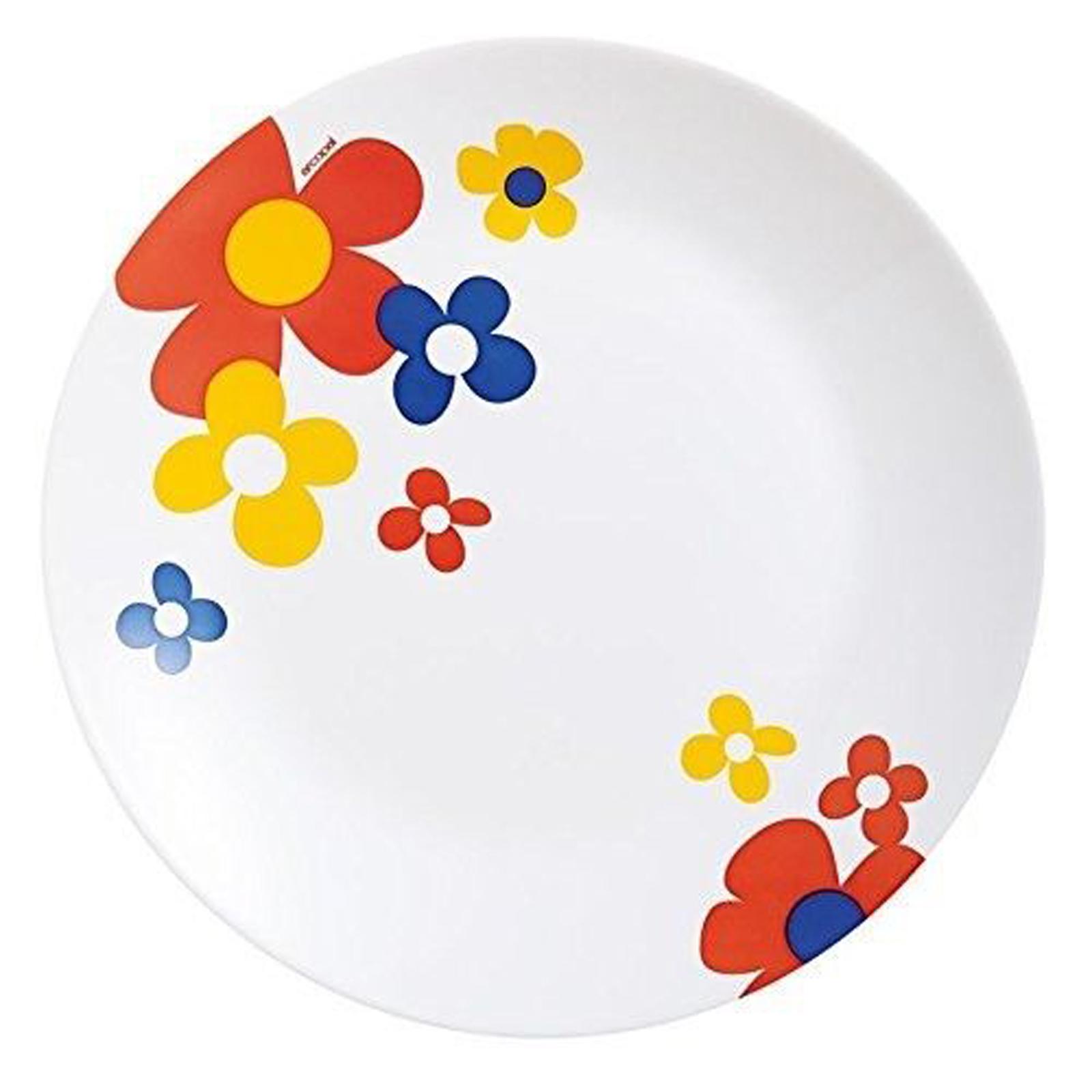 Servizio piatti da tavola in arcopal pz 18 celestine - Servizio piatti da tavola in arcopal pz 18 prometeo ...