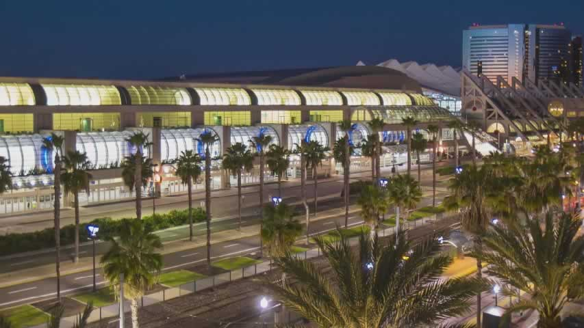 San Diego Convention Center | Meeting, Convention, Trade Show, Event And  Exhibition Facility