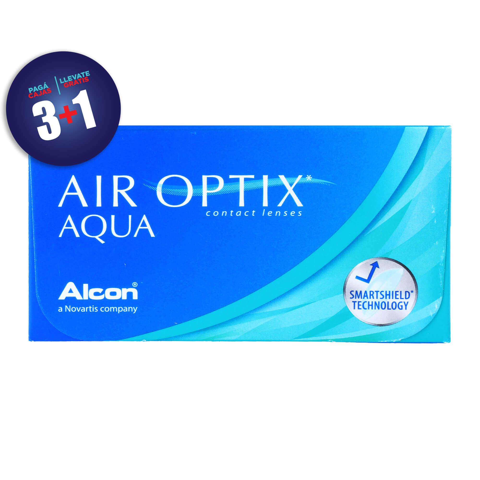 06ef21ff0442f AIR OPTIX AQUA. Lentes de Contacto