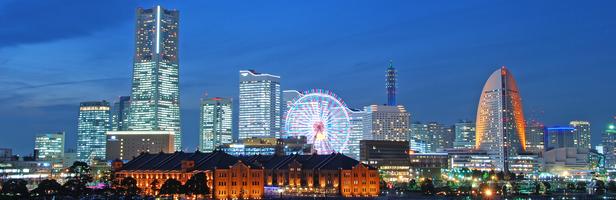 Minato mirai in blue resized