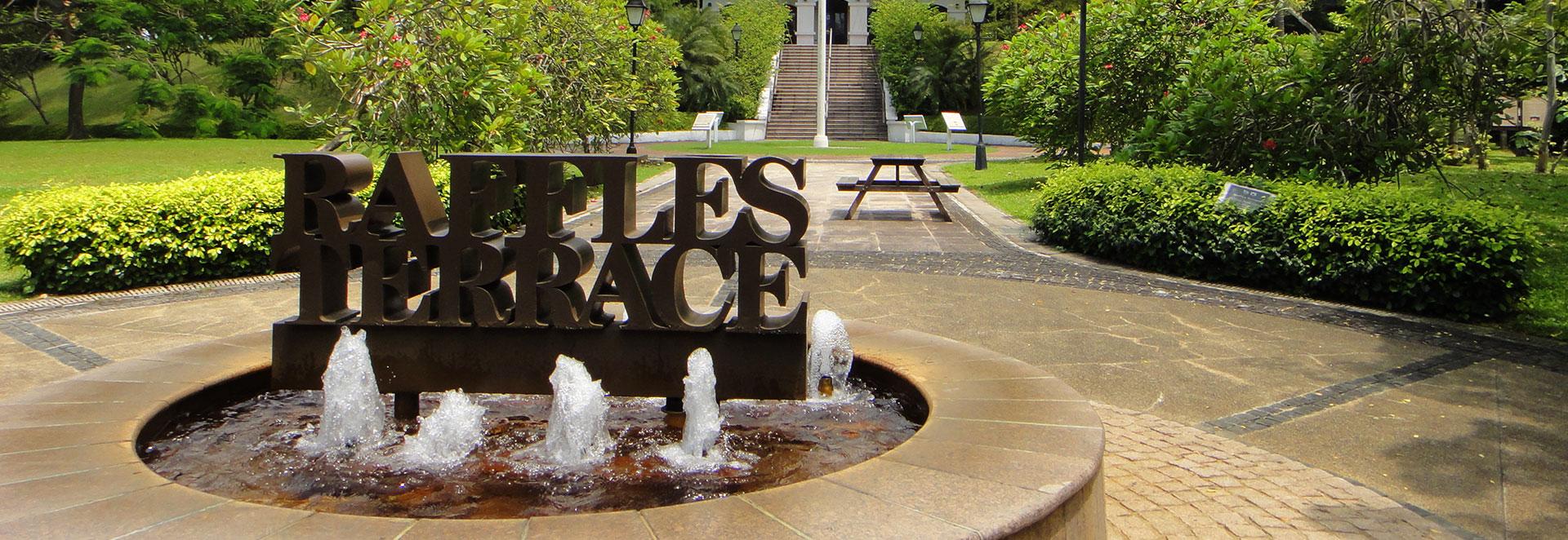 Raffles terrace voicemap singapore