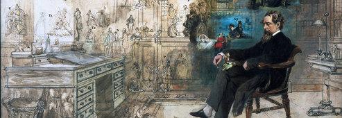 Dickens museum lucinda voicemap walk