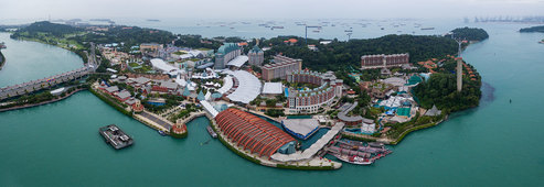 Sentosa audio walk voicemap singapore