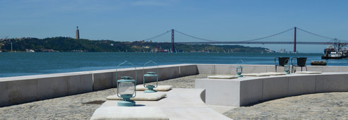 Lisbon tagus river voicemap walk salt of portugal