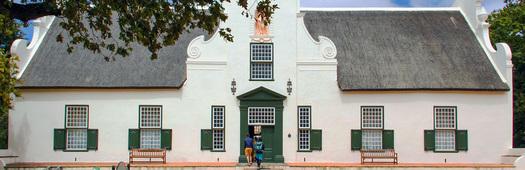 Groot constantia museum guide