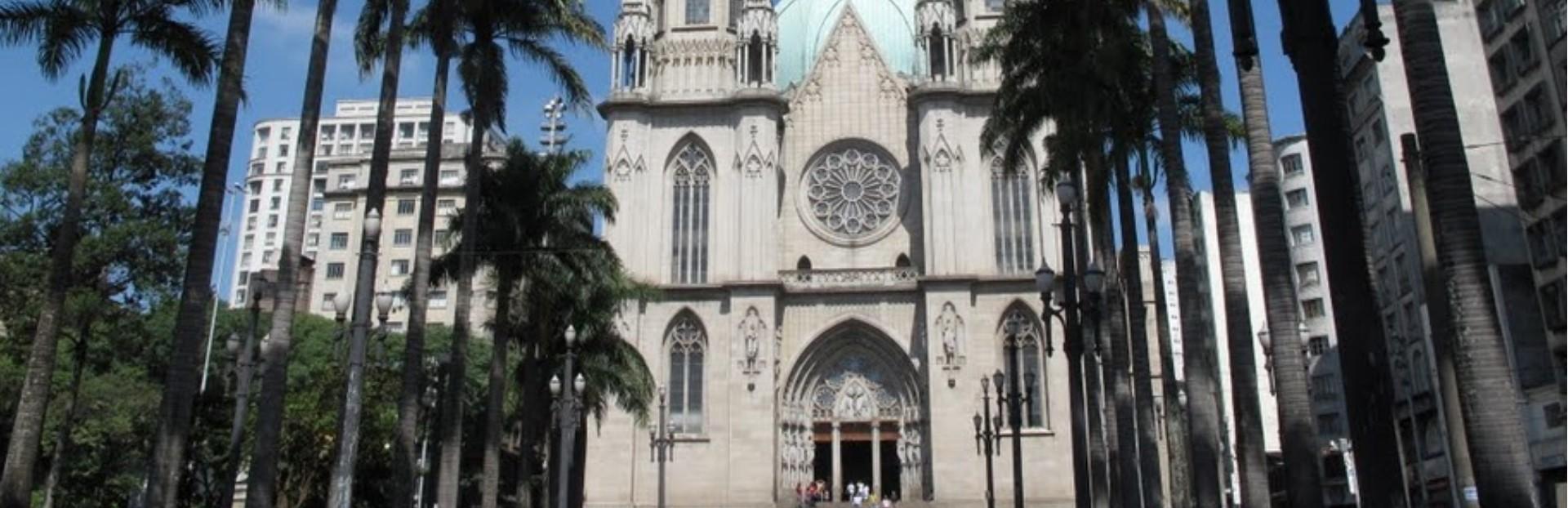 Catedral da s  de s o paulo