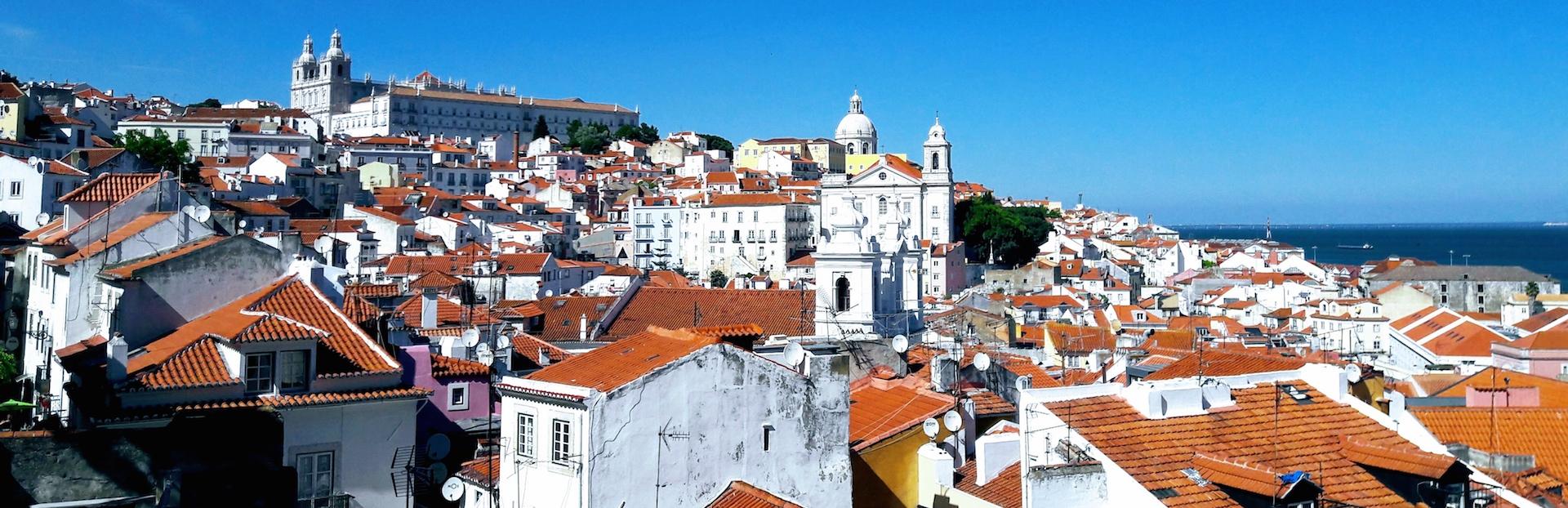 Alfama - the original Moorish district of Lisbon 22