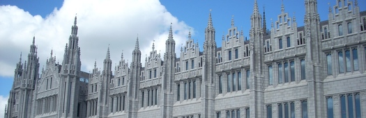 Marischal college cropped