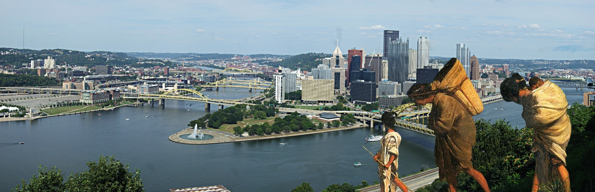 Pittsburgh skyline7