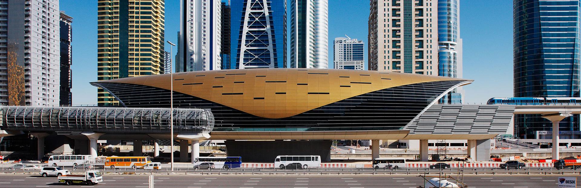 Metro Moments: New Dubai from DMCC