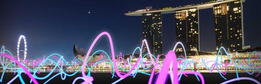I light singapore audio tour