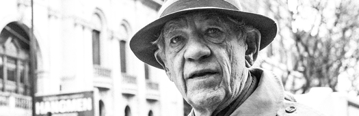 Ian mckellan theatreland walking tour