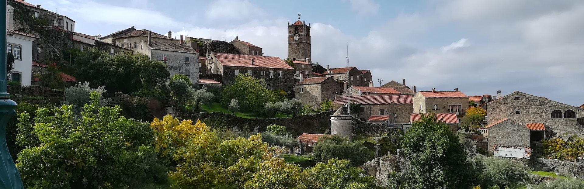 Discovering the Historical Town of Monsanto