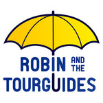 Robin and the tourguides logo