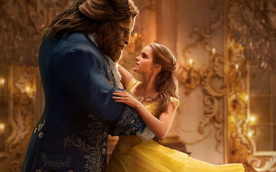 The Live Action Beauty and The Beast Trailer Is Here!