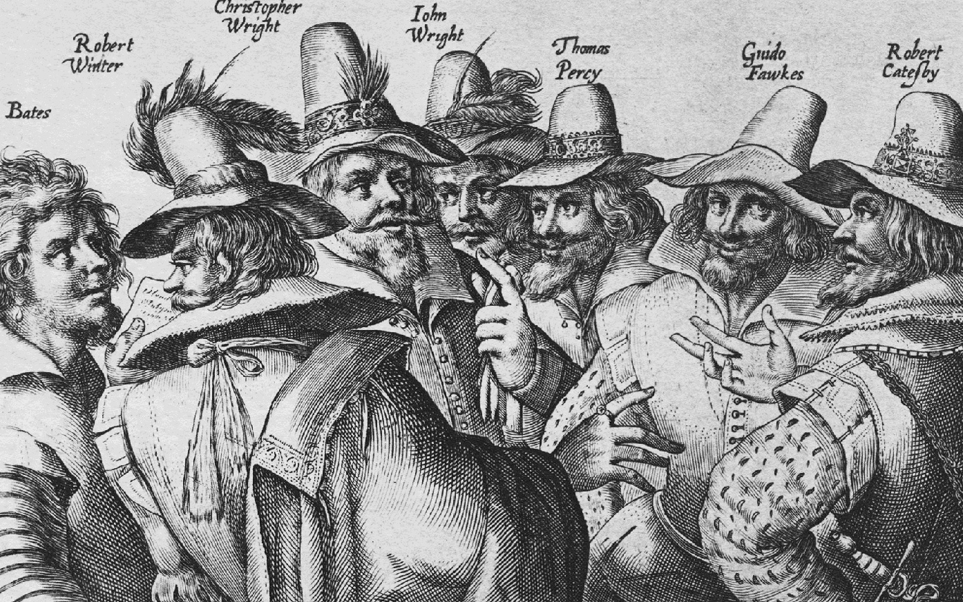 The Dark History Behind Guy Fawkes Night