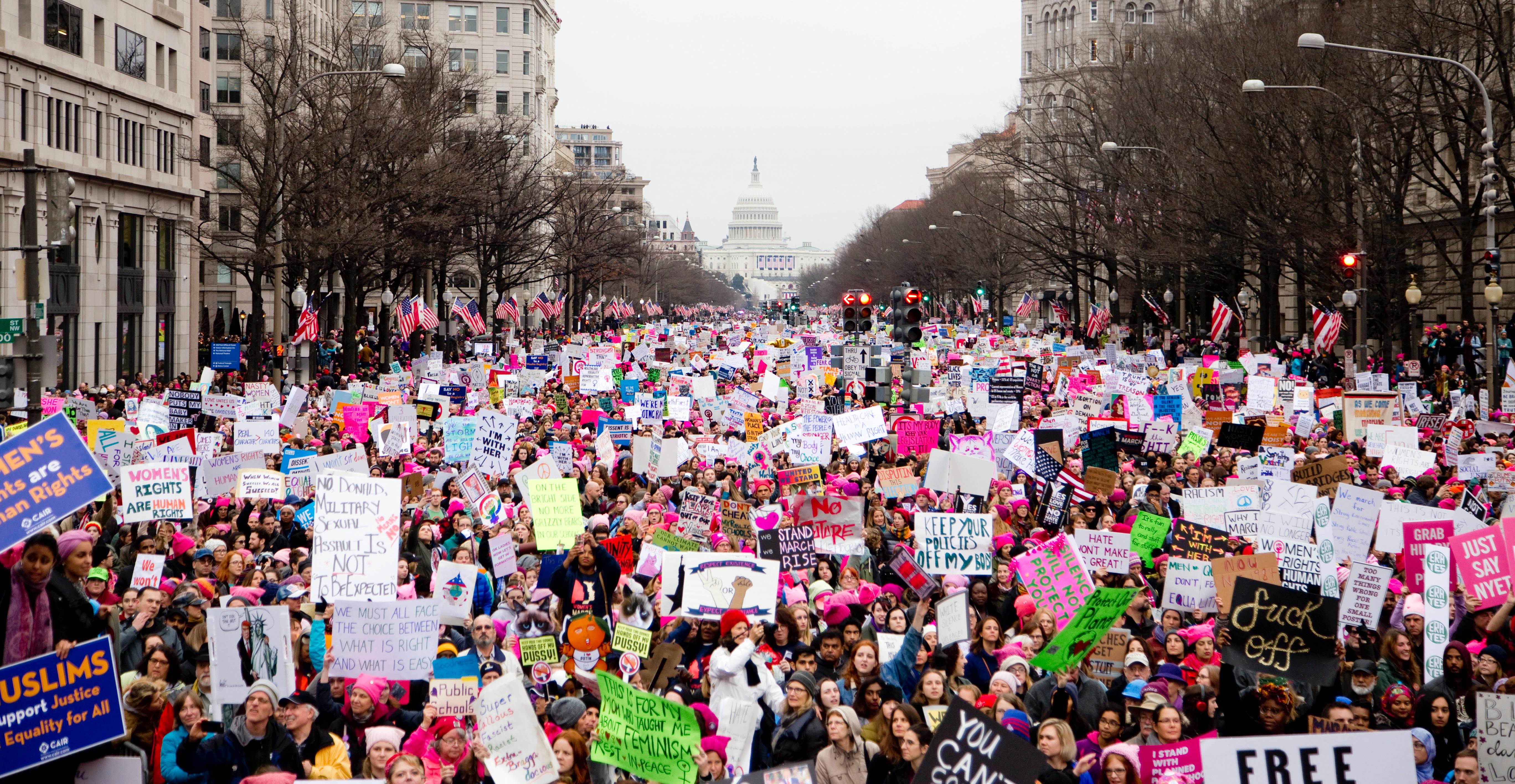 À propos de la Journée internationale de la femme (8 mars)