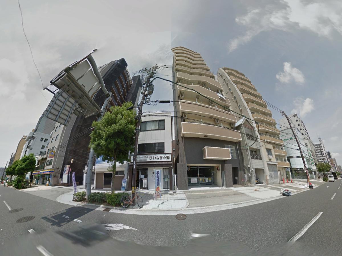 Tales in 360 - Osaka journey to Namba (150MB)