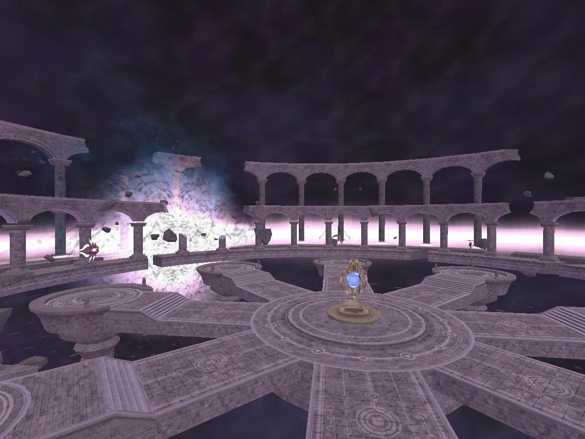 Great Temple of Caerlon Medb