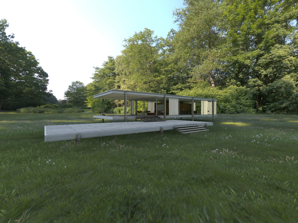Glass House (by nomic)