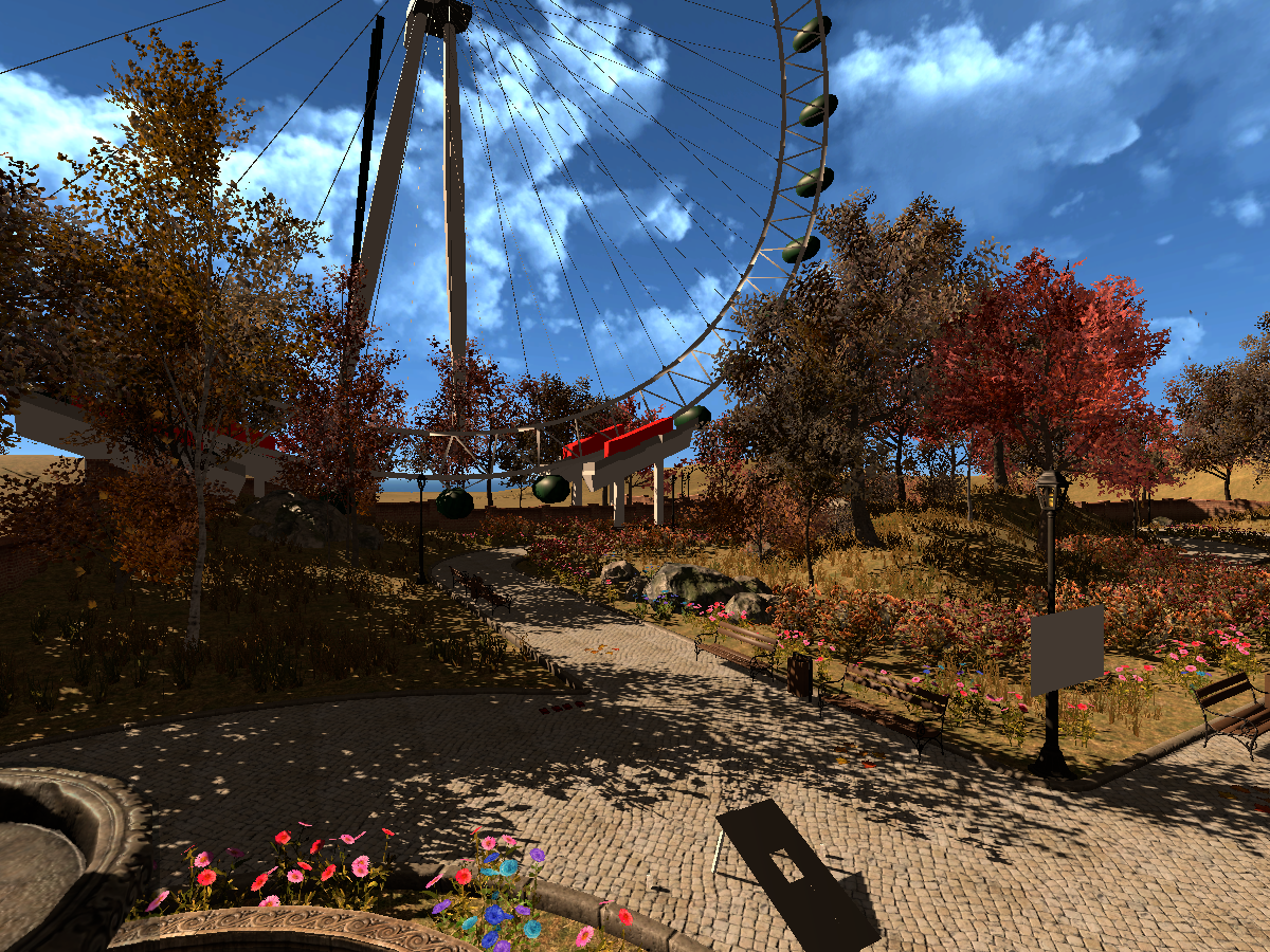 Autumn Park (by nomic)