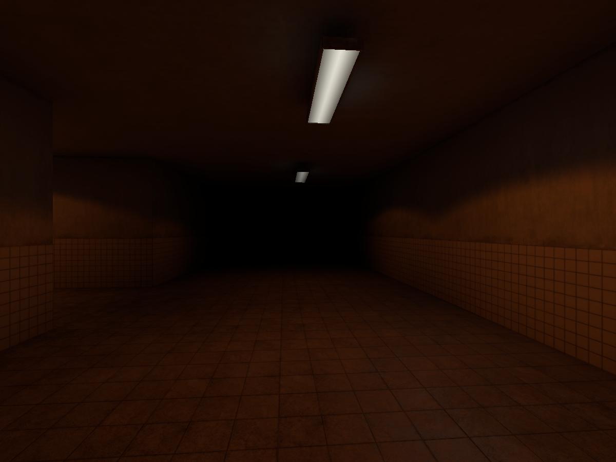 shadowed halls