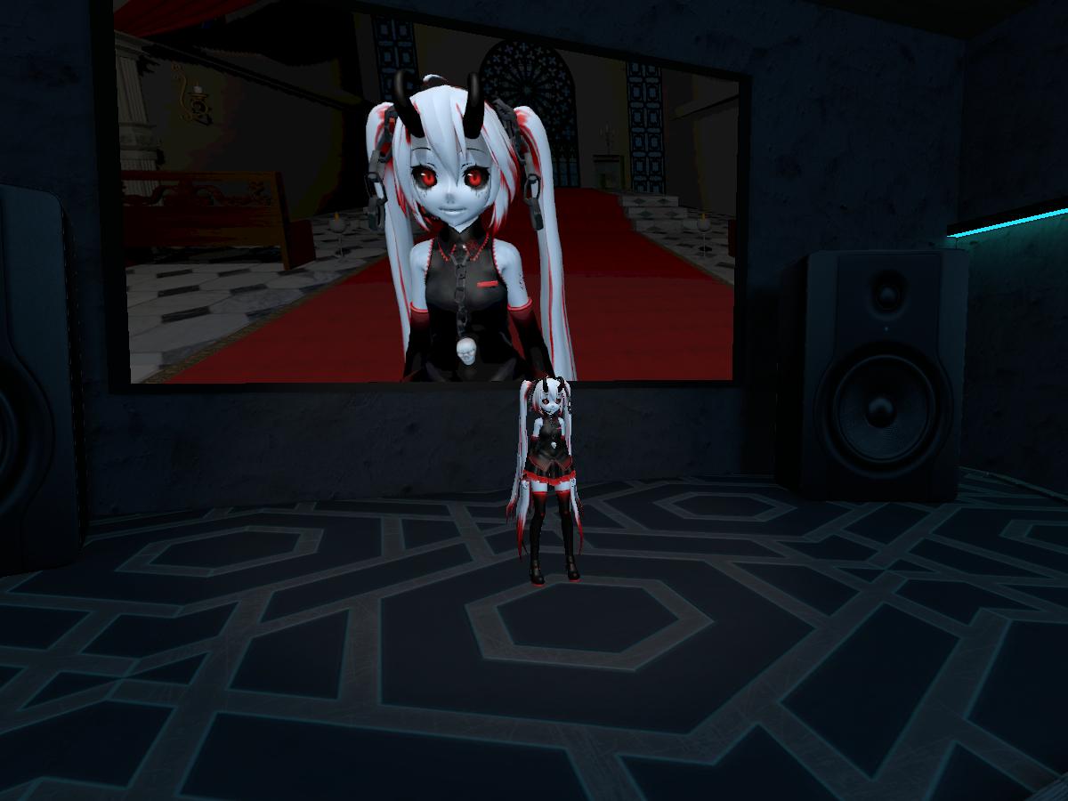 MMD Nightclub 2․6․5