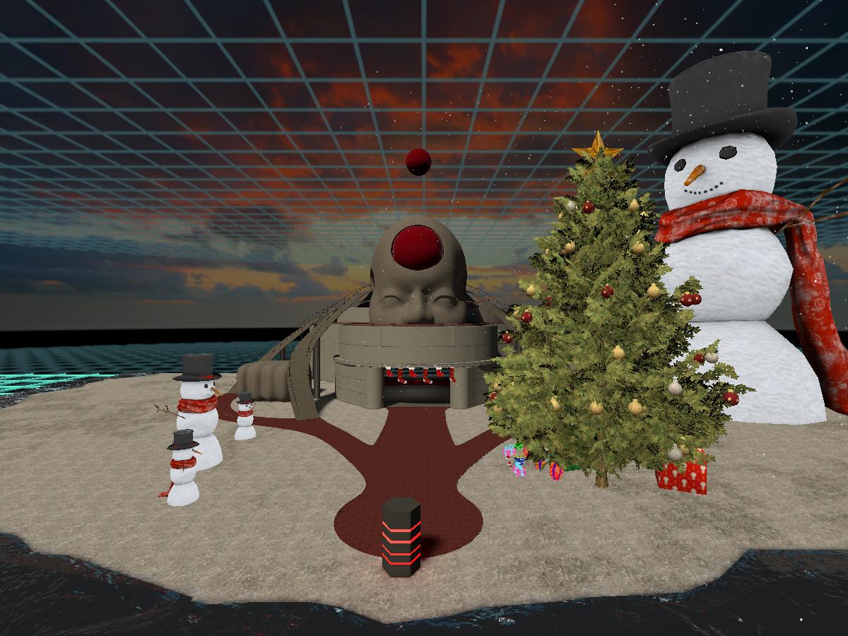 VRPill Christmas World