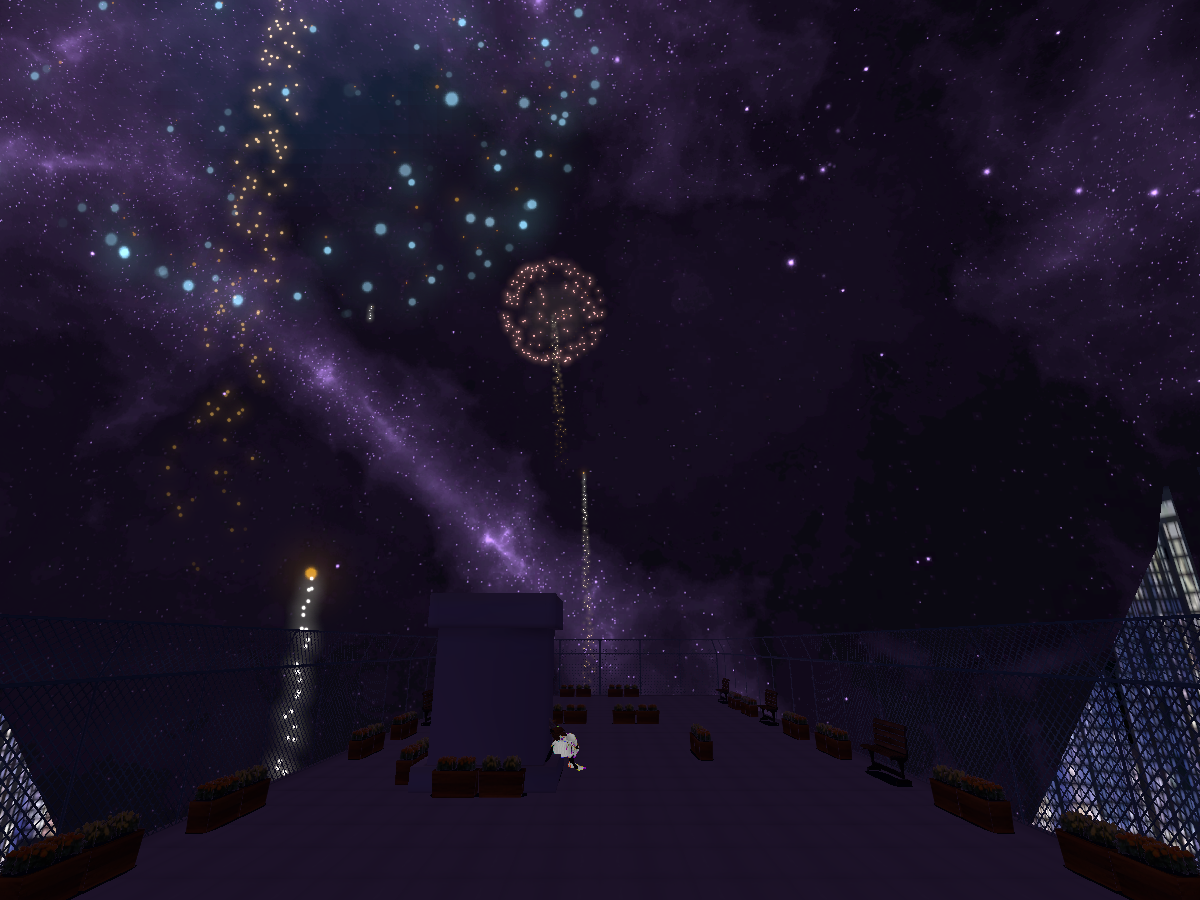 vrchat new years party