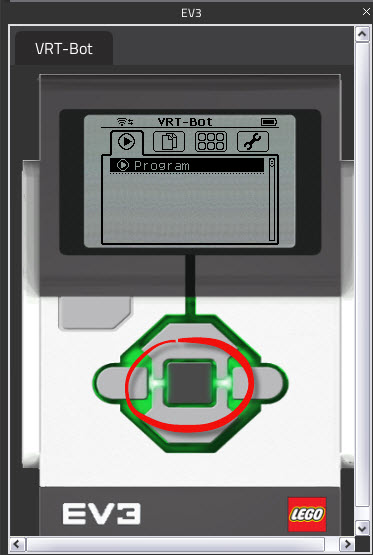 EV3 Programming   Virtual Robotics Toolkit