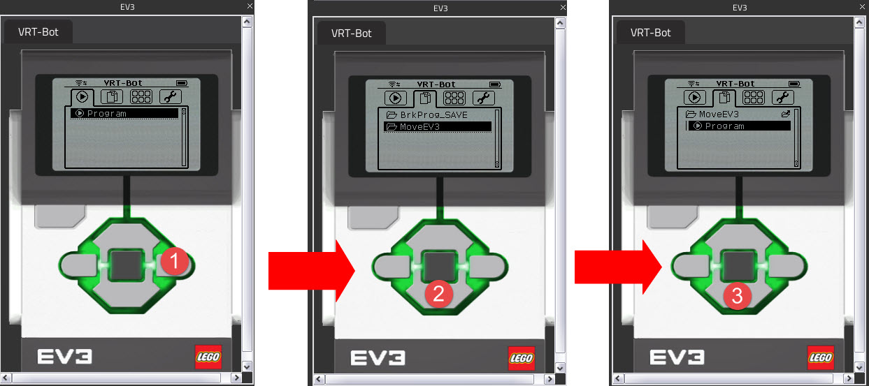 connect a host computer running windows to an ev3 brick
