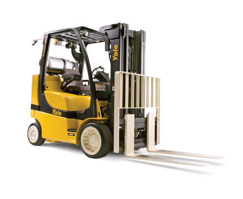 Internal Combustion Cushion Tire Lift Truck