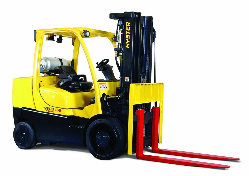 4 Wheel Cushion Tire Forklifts